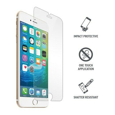 For  Apple iPhone 6 6/s - 100% Genuine Tempered Glass Screen Protector