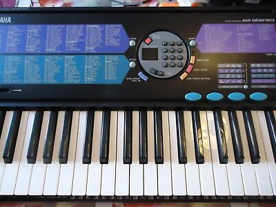 vends piano synthetiseur YAMAHA