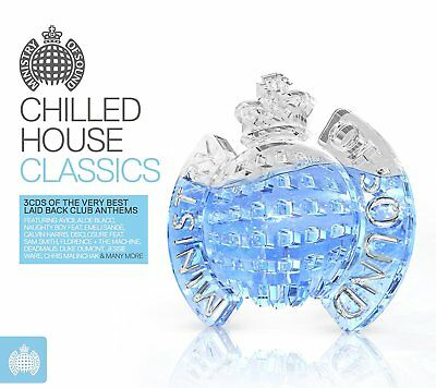 chilled afterhours ministry of sound