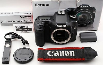 Canon EOS 40D 10.1 MP Digital SLR Camera w/box Excellent+ Black Body from Japan
