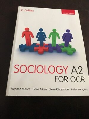 SOCIOLOGY A2 For OCR Collins Second Edition