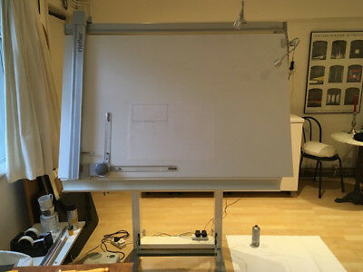 Riefler A0 professional drawing board
