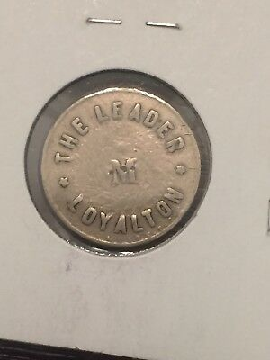 Loyalton, Ca. Merchant Token