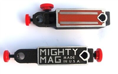Mighty Mag 400-1 Magnetic Base For Dial Test Electronic Indicator