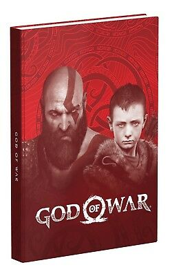 God of War 2018 Collectors Edition Guide - New/sealed! New!