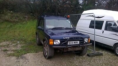 2001 Land Rover Discovery Td5  Spares Or Repairs Noisy Gear Box