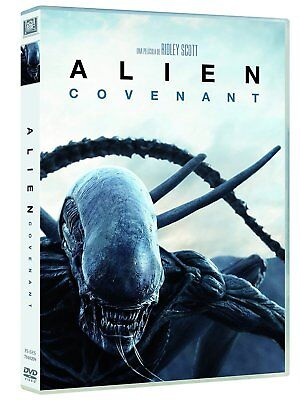 Alien Covenant [DVD] Michael Fassbender (Actor), Noomi Rapace  New sealed