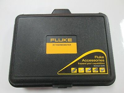 Fluke 561 IR Thermometer, Very Good Condition, Hard Case