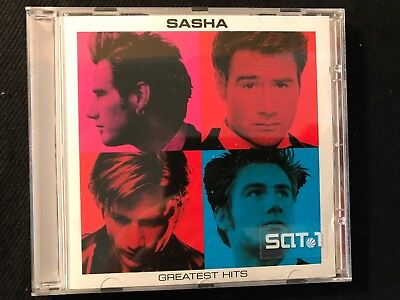 Sasha Greatest Hits CD Neu !!!!