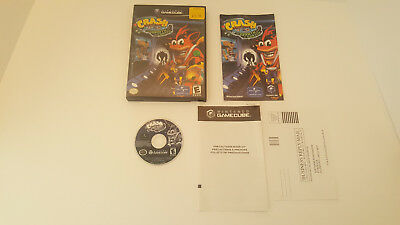 Crash Bandicoot: The Wrath of Cortex (Nintendo GameCube, 2002)