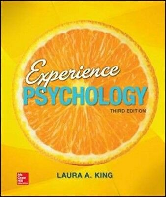 (PDF Download) Experience Psychology by Laura A. King. 3rd Edition