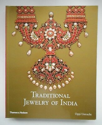 Book: Traditional Jewelry of India Oppi Untracht