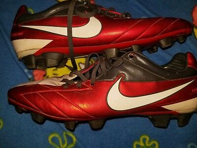 size 40 c5cdd fa064 Nike T90 Laser IV Soccer Cleats 472555 610 total 90 10.5