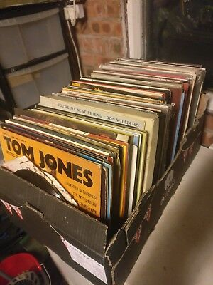 Joblot Bundle Of Records Lps - All Sorts