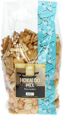 (9,11€/1kg) [ 350g ] GOLDEN TURTLE Reiscracker - Mix Hokaido / Cracker / Snack