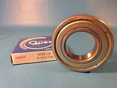 6308C3E NSK Deep Groove Ball Bearing Single Row