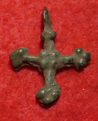 Viking Bronze Cross