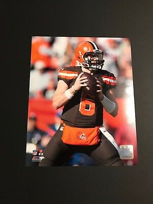 Baker Mayfield  8x10 NFL Licensed photos 2018 Rookie Season Cleveland Browns-HOT