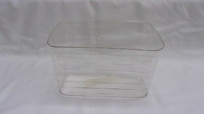 Longaberger Plastic Protector for Small Recipe Basket #47422 / #1