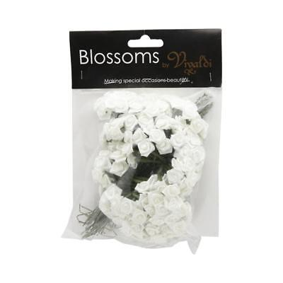 NEW Vivaldi Blossoms Ribbon Rose Bunch By Spotlight
