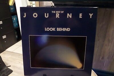 "LP ""Journey""-Look Behind,1982 CBS,54456,VG++/VG+"