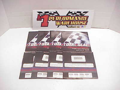 "8 NEW Total Seal Diamond Finish Piston Rings ECR302- 3.9250""-.0274""  NASCAR BB11"