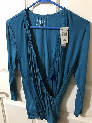 NWT Motherhood Nursing Shirt Small