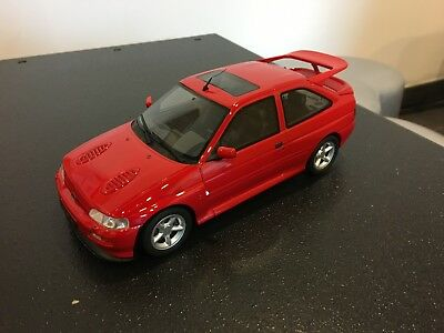 FORD ESCORT RS COSWORTH 1992 Rouge  OTTO 1/18