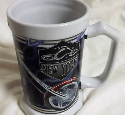 """2005 Orange County Choppers Porcelain Beer Stein 7"""" Tall"""