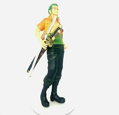 ONE PIECE ZORO DRAMATIC SHOWCASE 3RD SEASON VOL. 1 BANPRESTO used