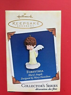 Hallmark 2005 Mary's Angels Forsythia # 18 In Series