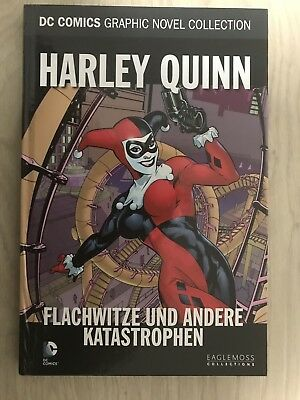 dc comics graphic novel collection Band 9 Harley Quinn - Flachwitze Und ande....