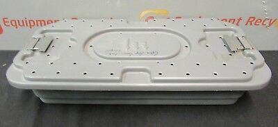 Sterilization Tray Medical Surgical Instruments Sterile Laparoscopic Container