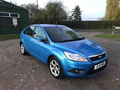 2011 FORD FOCUS 1.6 TDCI 5dr SPORT with SAT NAV RARE