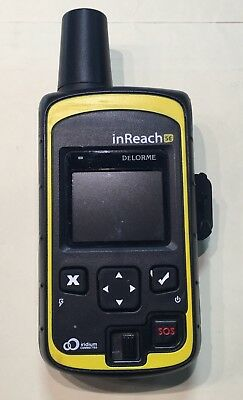 inReach se DeLorme Satellite Tracker - Model INRCH20