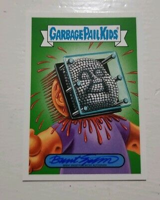 Garbage Pail Kids We Hate The 90s Autograph