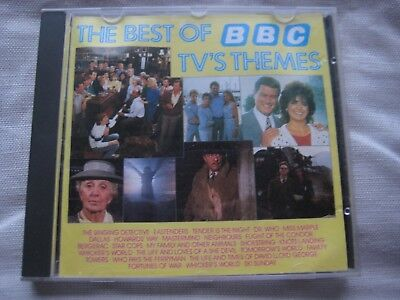 The Best of BBC TV's Themes CD