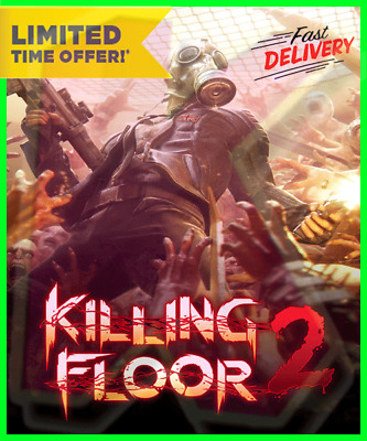 KILLING FLOOR 2 STEAM { CD KEY } 🔥 [ Fast delivery ] 📨