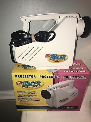 EZ Tracer Projector Artograph 225-550 Enlarge and Trace Arts Crafts Drawing