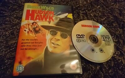 Hudson Hawk (DVD, 2008) Bruce Willis