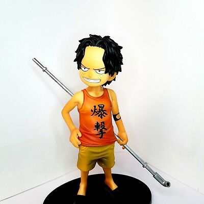 One Piece DX Figure THE GRANDLINE CHILDREN vol.2 ace single JAPAN F/S J5517