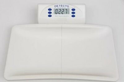 Detecto 8440 Digital Scale Baby Infant Toddler Pre Owned Tested