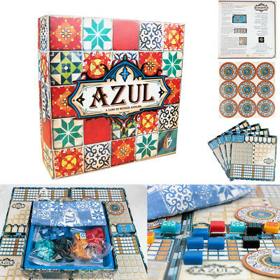 Azul Board Game New Sealed Family Party Toy For Kids 2019 New Year Gifts