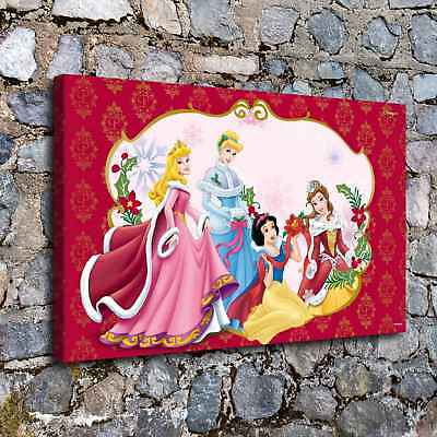 """12""""x20""""Disney HD Canvas print Painting Home Decor Picture Room Wall art Poster"""