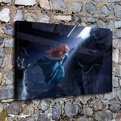 Disney HD Canvas print Painting Home Decor Picture Room Wall art Poster 20039