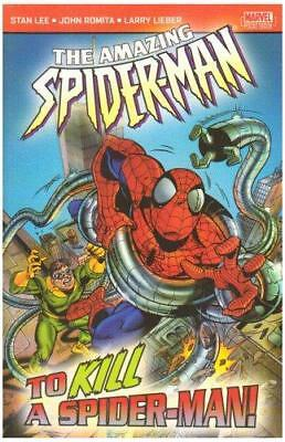 Amazing Spider-Man: To Kill a Spider-Man, Kirby, Jack, Lee, Stan, Good Condition