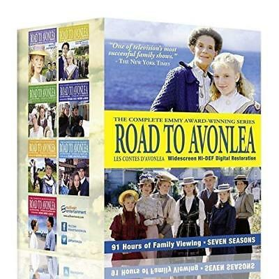 Road To Avonlea: The Complete Series DVD Seasons 1-7 Box Set New Free Shipping