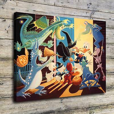 Disney HD Canvas print Painting Home Decor Picture Room Wall art Poster 100563