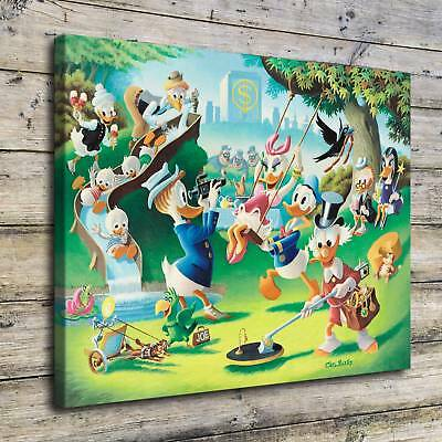 Disney HD Canvas print Painting Home Decor Picture Room Wall art Poster 100577