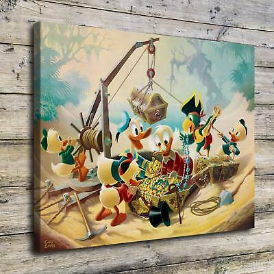 Disney HD Canvas print Painting Home Decor Picture Room Wall art Poster 100711